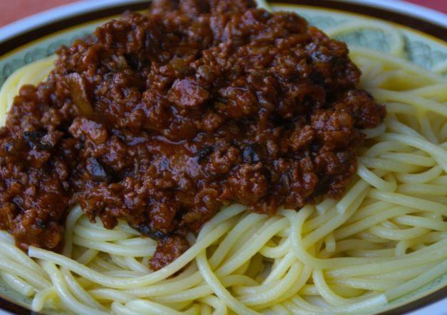 pastasås bourgignon