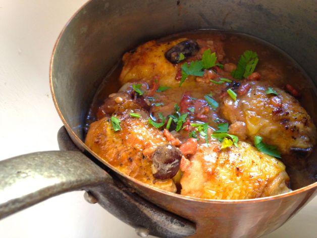 Sydfransk kyckling