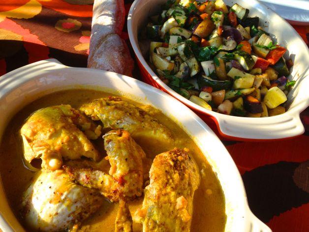 medeltida kyckling 3