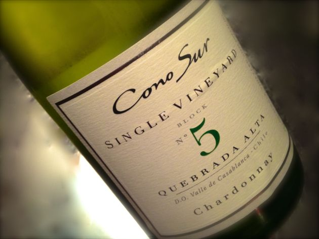 con sur single vineyard chardonnay