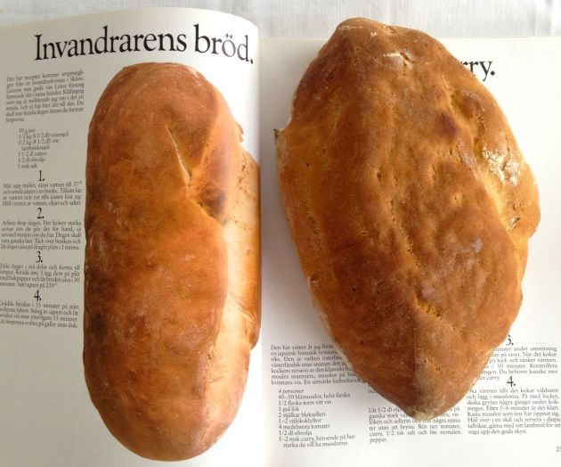 invandrarens bröd
