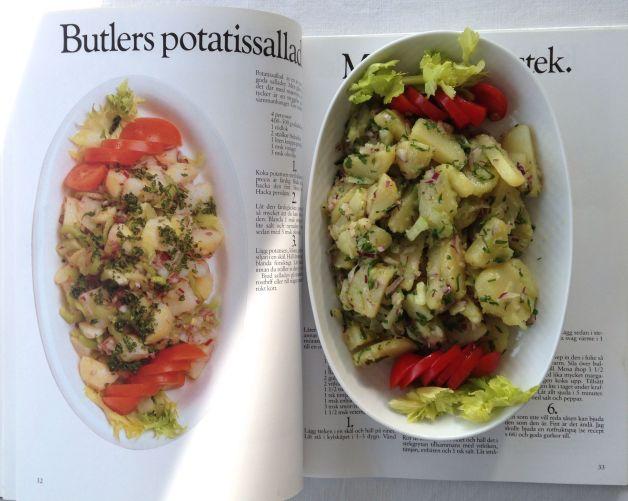 butlers potatissallad
