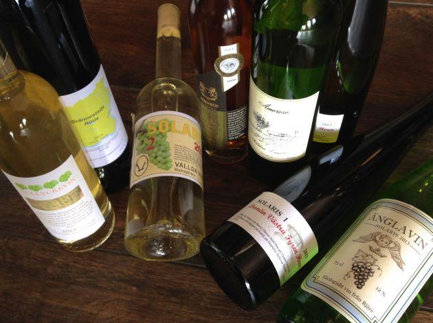 svenska viner