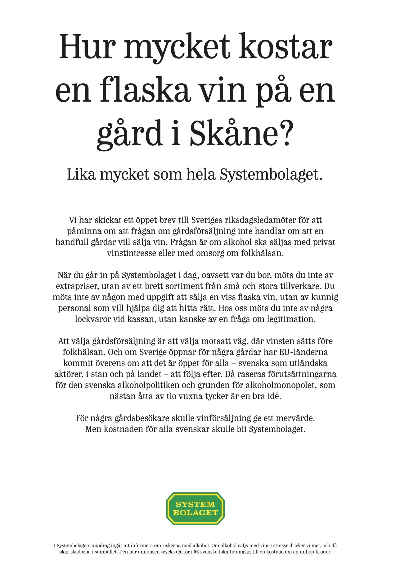 Ratt prat ska salja svensk mat